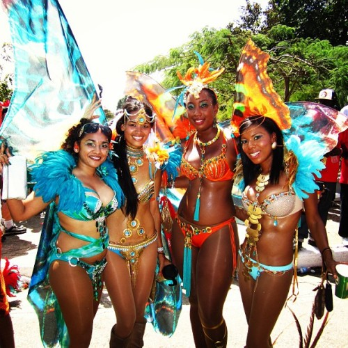 Carnival Tuesday in Tribe's Butterflies, Beasts, Bacchanal #carnival2k13 #wings #tribecarnival #trinidadandtobago
