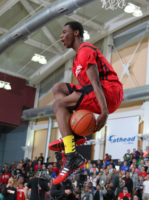 the-triple-double:  ANDREW WIGGINS GOING TO KANSAS #TheTripleDouble