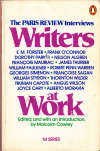 "Writers at Work: The Paris Review Interviews, First Series  Malcolm Cowley  ""The germ of a story is a new and simple element introduced into an existing situation or mood.""  The great Malcolm Cowley on the four stages of writing:"
