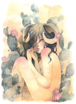 Aries by ~Victoria-Rivero