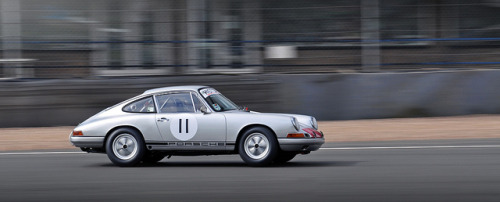 John Young's Porsche 911 No.11 - 2013 Donington Historic Festival by rookdave on Flickr.