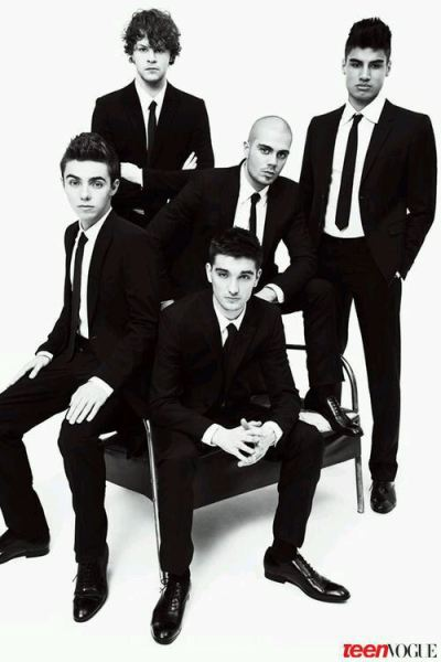 The Wantedfor Teen Vogue [May 2013]