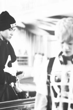 MY EDIT exo bw exo m Luhan Kris Wufan wu yi fan insanityedit