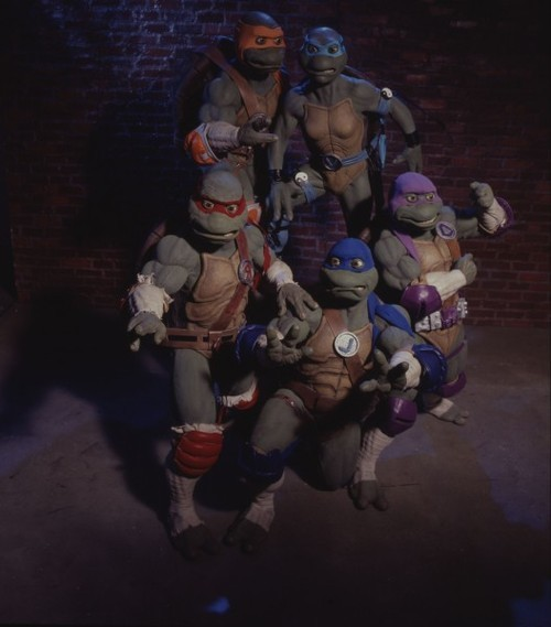 """Ninja Turtles: The Next Mutation: Volume 2″: Basically The Same, With A Little Extra"