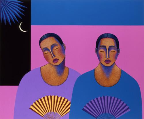 "atributos:  ""Gemelos"" - Nivia Gonzalez"