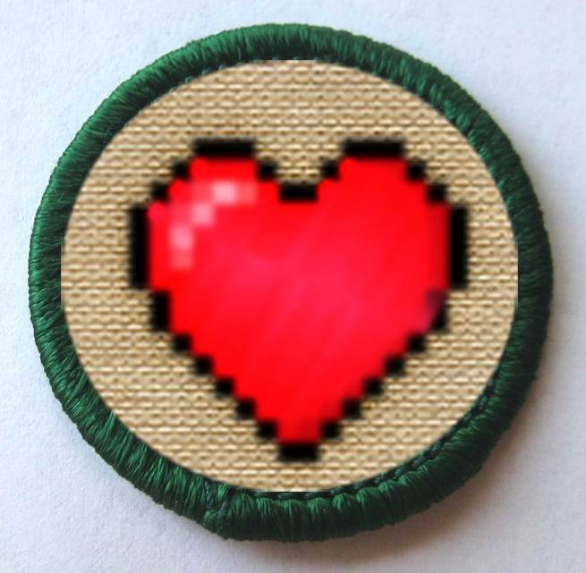 Girl Scouts chapter to add video game patch (Photo: Heart Patch / WIGI) As recent campaigns across social media have shown, the game industry has slowly begun to own up to its troublesome legacy of sexism — expanding roles for women in the business while updating representations of them in the games. Read the complete story.