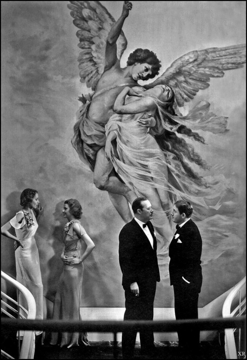 mudwerks:  Dante'sInferno_SpencerTracy-1935movie_100 (by x-ray delta one)