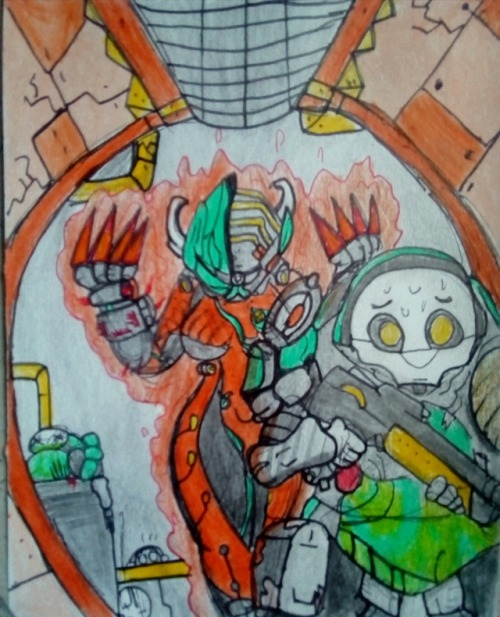 warframe warframe valkyr Valkyr grineer drawing video games