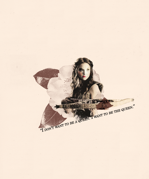 """Margaery was different, though. Sweet and gentle, yet there was a little of her grandmother in her, too. […] You may learn that some roses have steel thorns."""