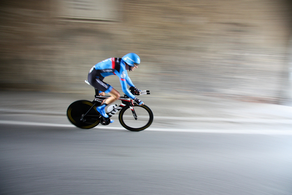 bunniesandpeace:  Fast.   Ryder hesjedal. Amazing run at last years giro. But this year, their was just too many heavy hitters.
