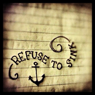 #Anchor #Grounded #RiseAbove