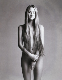 backspaceforward:  Devon Aoki @ Elite Model Management by Patrick Demarchelier