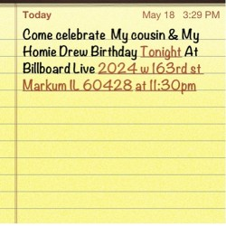 #Repost my bro @boywonder_88 and my nigga Drew bday today…. We bringing the whole city out tonight