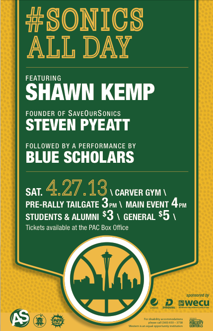 bluescholars:  WESTERN WASHINGTON UNIVERSITY / BELLINGHAM COME THRU SATURDAY