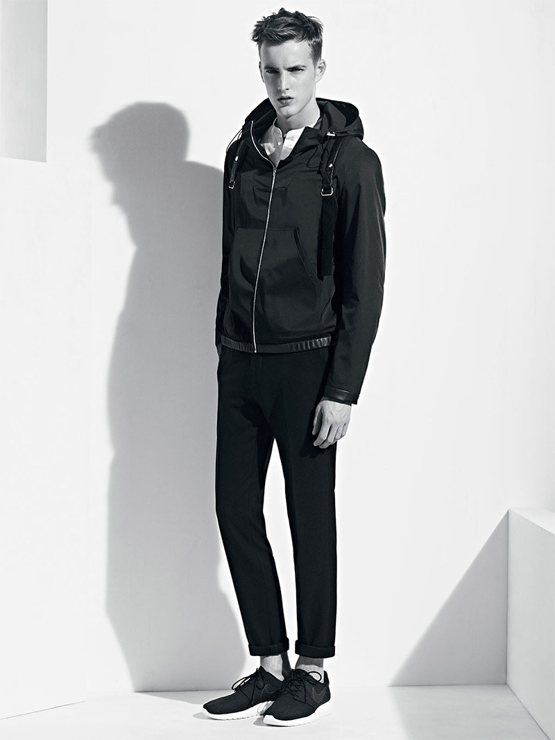 mensfashionworld:  Sandro Spring/Summer 2013 Lookbook