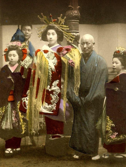 sisterwolf:  Japan 1900-1915 via