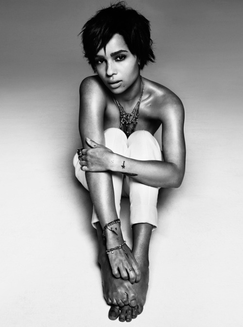 564265:  Zoe Kravitz featured in V Magazine's Issue #83.