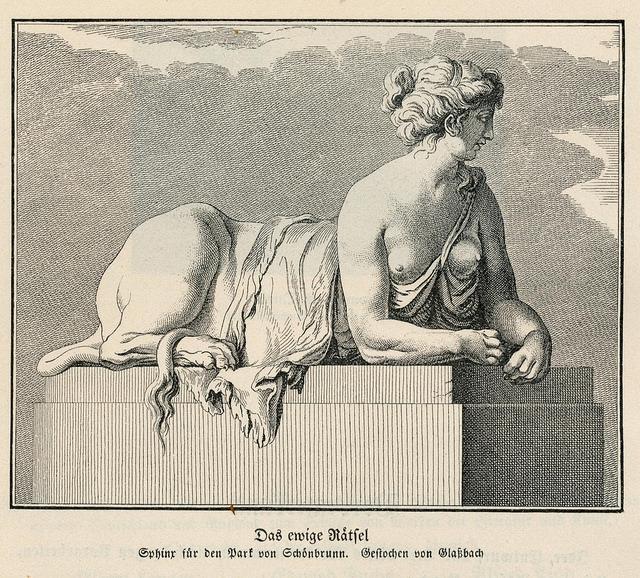 beautifulcentury:  Die Weiberherrschaft I 1913 ,ill das ewige Rätsel by janwillemsen on Flickr.