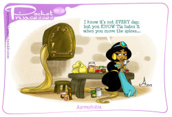 Pocket Princesses #52 - Agoraphobia I'm seeing a LOT of PP repostings going on linking to WeHeartIt or imgur or Pinterest.  If you see a piece of art with a 'home' URL on it, please take a minute to look up that URL and reblog from the person who created it.  REBLOG PLEASE, don't Repost other people's work.