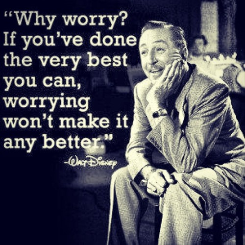 erin-marie-greene:  #waltdisney you're one of my #heroes. #dontworry #behappy #best #disney #mickeymouse