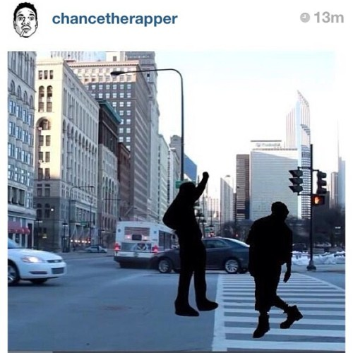 Only because I love Chance. 😭😭😭 BTW: @Chancetherapper will be in St.Pete July 5th! Ahhhh!