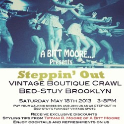 To join RSVP to: vintage@bittmoore.com Come one come all!!