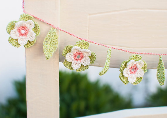 (via Bridal Chair Garland Custom Order by BobbiLewin on Etsy)