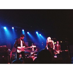 @blondfire were awesome tonight! #blondfire #foals #surferblood #firstavenue #minneapolis #concerts (at First Avenue)