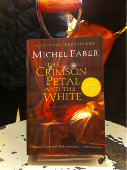 STAFF PICK (15% OFF!) - The Crimson Petal and the White by Michel Faber I'd be hard pressed to think of a better book to read during the dark, bitterly cold end of winter. I'm not much for historical fiction usually, but this book is about as great as it gets. (Based on basically nothing else I have to compare it to. Whatever.) Sprawling and lush and funny and dirty and totally engrossing. A fully fleshed (pun intended… you'll see) world into which it's an undeniable pleasure to escape. (Annie)