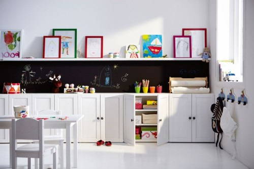 myidealhome:   kids room inspiration (via EasyLiving.co.uk)