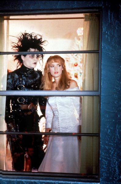 bohemea:  Edward Scissorhands