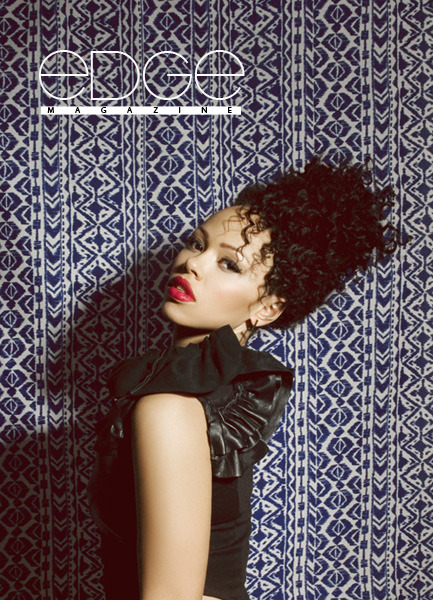 edgemagazinellc:  Elle Varner for Edge Magazine