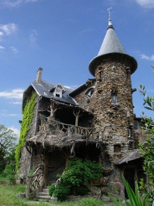 Magical House, France photo via molly