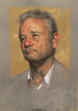 Bill Murray by www.samspratt.com