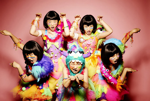 popsister:  TEMPURA KIDZ debut single 「ONE STEP」 2013.03.06 Release