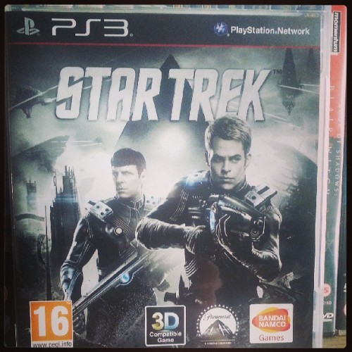 Time to get me trek on