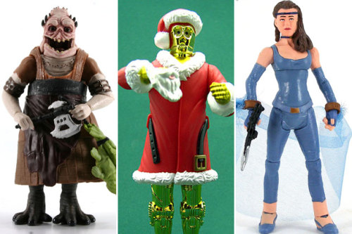 My first piece for The FW is now up: The 10 Dumbest Star Wars Figures. Check it out if you're so inclined.