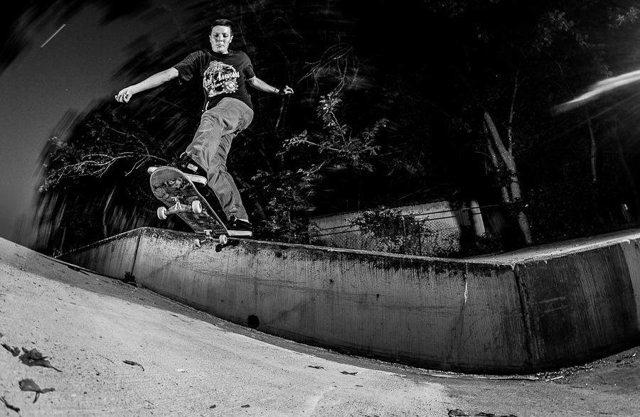 mikey bock- backtail #2 b/w