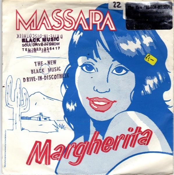 Pino Massara ‎– Margherita