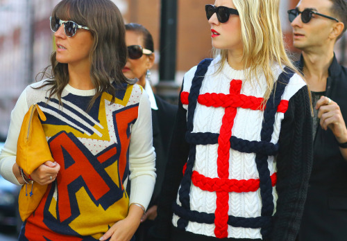 mode-est-infinie:  London Fashion Week  Q'd