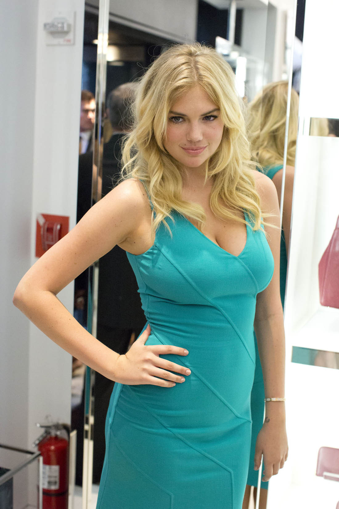 Kate Upton is delightful