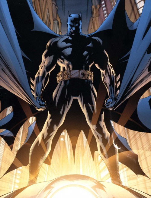 super-nerd:  opset-2:  Batman  …by Jim Lee