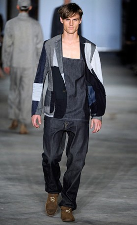 CULT Fashion: Rag & Bone to show at London Collections: Men Ranking, alongside Michael Bastian, as one of my favorite 'neo All American' designers, it's great news that this brand is going back to its roots not only in terms of design direction, but also as both designers behind the label are Brits.