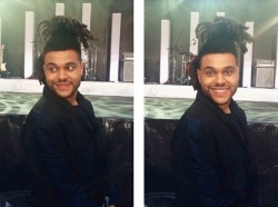 The Weeknd XO abel tesfaye today the today show XOTWOD abelxo theweekndtoday