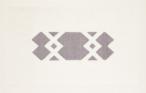 matt-niebuhr:   Ruth LaskeyTwill Series (Maroon Brown), 2012Hand-woven and hand-dyed linen24 x 40 inches http://www.ruthlaskey.com  This.