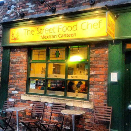 Just met with @streetfoodchef and happy to announce that they will be selling burritos inside our pop up store for one of the days. Best burritos 🌵👨🔥💃