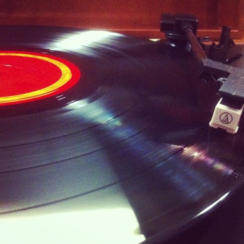 Daft Punk on Vinyl #daftpunk #music #vinyl #ram #randomaccessmemories