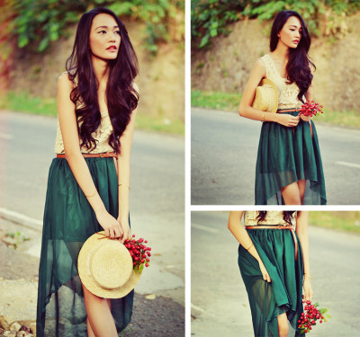 lookbookdotnu:  Of elegance and dead poets (by Kristine G)