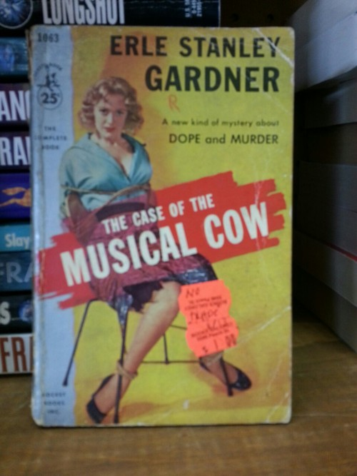 You called her WHAT?!? Yeah, I wouldn't untie her—EVER. #BookCoverFail
