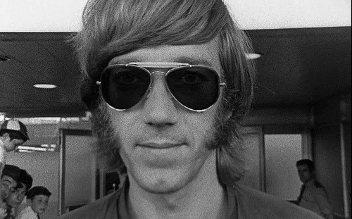 "kromomagnificent:  R.I.P Ray Manzarek ""This is the end, Beautiful friend…""   My Beautiful Friend..♥"